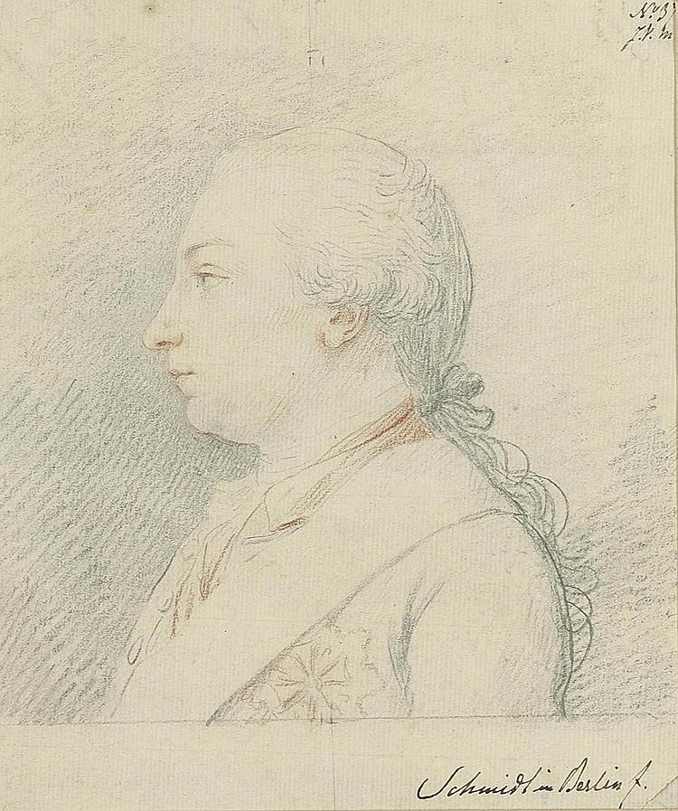 Georg Friedrich Schmidt (Schnorlinde 1712-1775 Berlin)