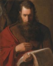 GEORGES DE LA TOUR (VIC-SUR-SEILLE 1593-1653 LUNÉVILLE) - Saint Andrew