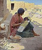 Indian Madonna , William Robinson Leigh, Click for value