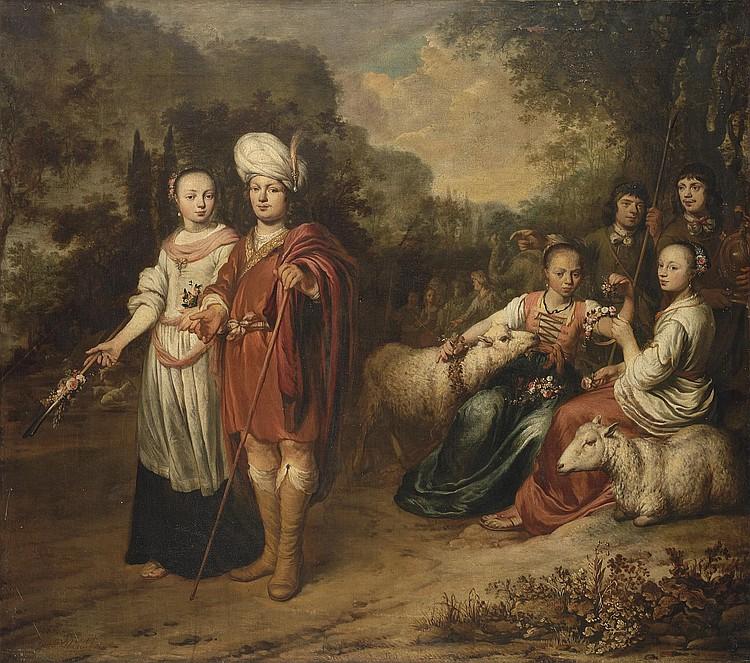 Gerbrand van den Eeckhout (Amsterdam 1621-1674)