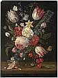 Jan van Kessel I (Antwerp 1626-1679) , Jan Van Kessel, Click for value