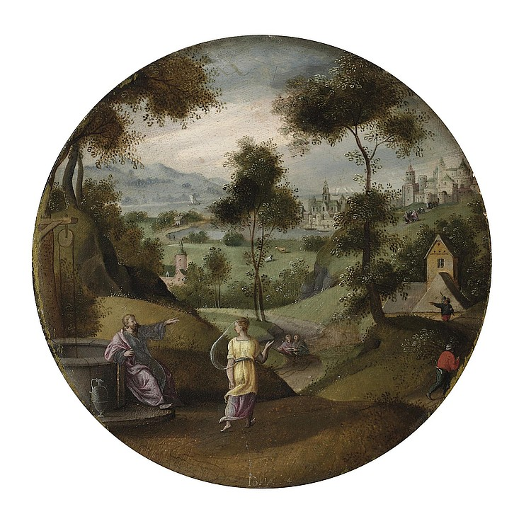 Abel Grimmer (Antwerp c.1570-1618/19)
