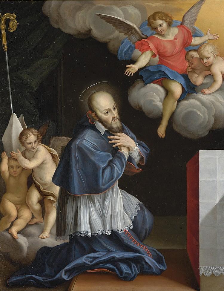 Carlo Maratti (Camerano 1625-1713 Rome)