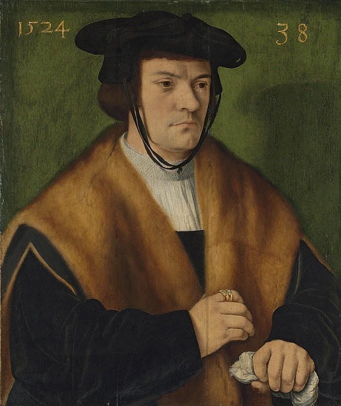 Barthel Bruyn I (Wesel 1493-1555 Cologne)