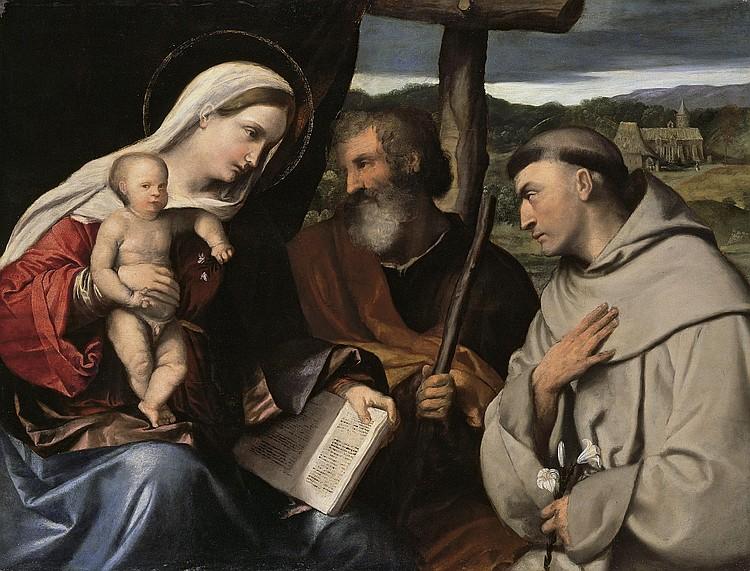 Alessandro Bonvicino, called Moretto da Brescia (Brescia c. 1492-1554)