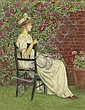 Kate Greenaway (1846-1901)                                        , Kate Greenaway, Click for value