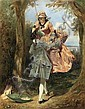 Edward Henry Corbould (1815-1906)                                        , Edward Henry Corbould, Click for value