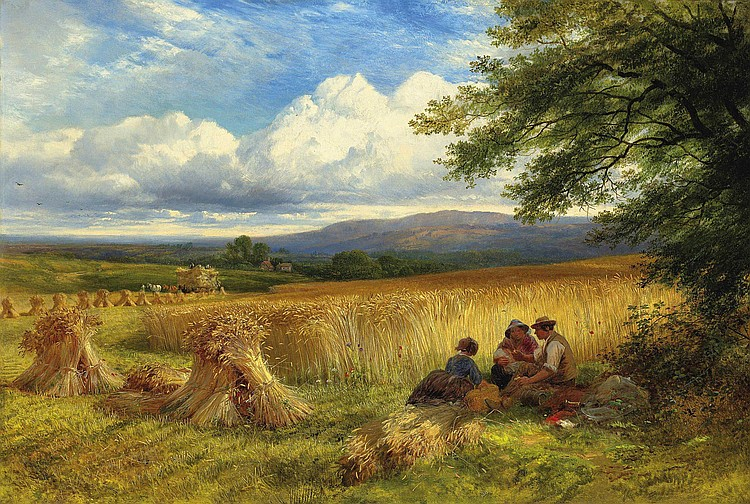 George Cole, R.A. (1810-1883)