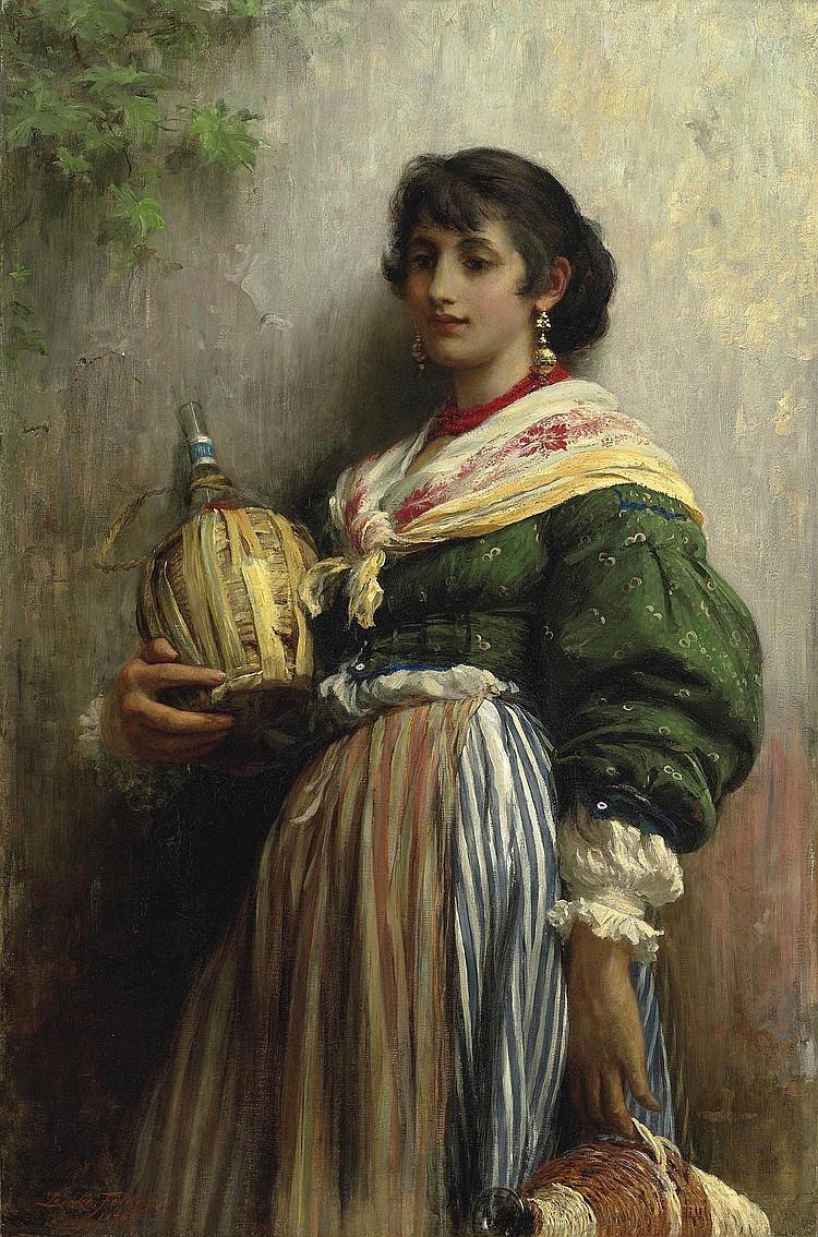 Sir Samuel Luke Fildes, R.A. (1843-1927)