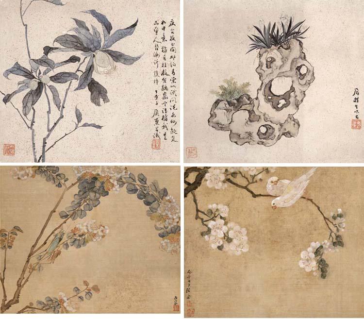 JU CHAO (1811-1865), JU LIAN (1828-1904)