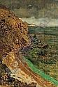 Portoferrato, Elba or Pioggia imminente, Telemaco Signorini, Click for value