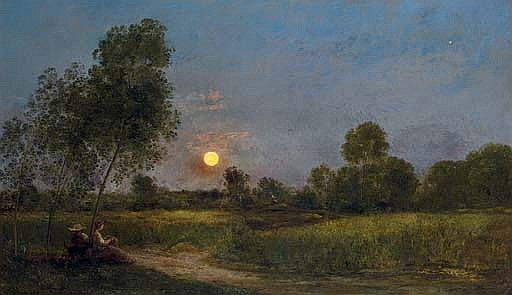 Lever de lune (Moonrise)