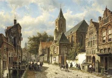 Willem Koekkoek (Dutch, 1839-1895)