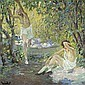Edward Cucuel (American, 1879-1951), Edward Alfred Cucuel, Click for value