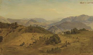Johann Wilhelm Schirmer (German, 1807-1863)