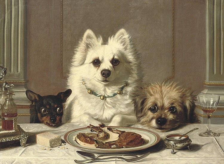 Horatio Henry Couldery (British, 1832-1893)