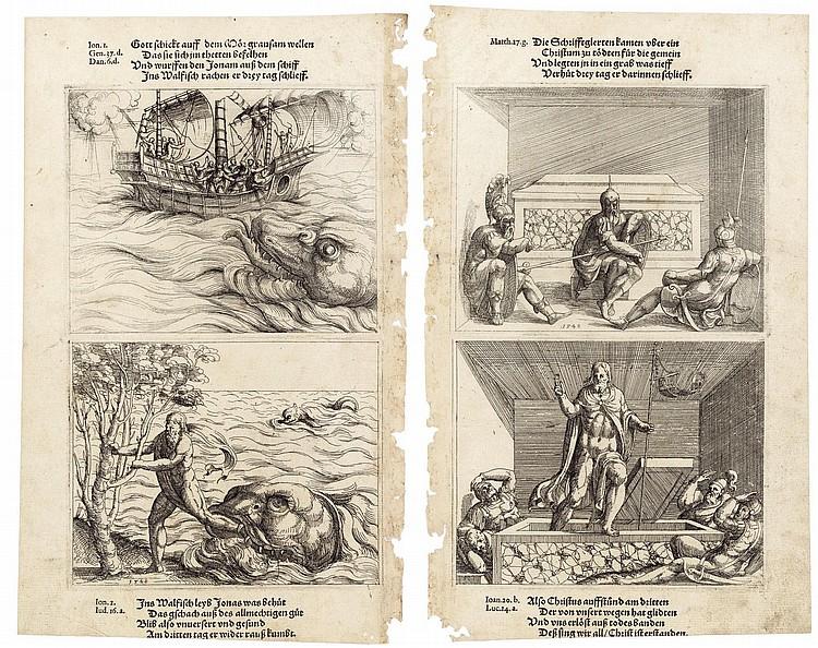 Augustin Hirschvogel (1503-1553)