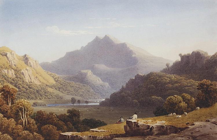 George Fennel Robson, P.O.W.S. (1788-1833)