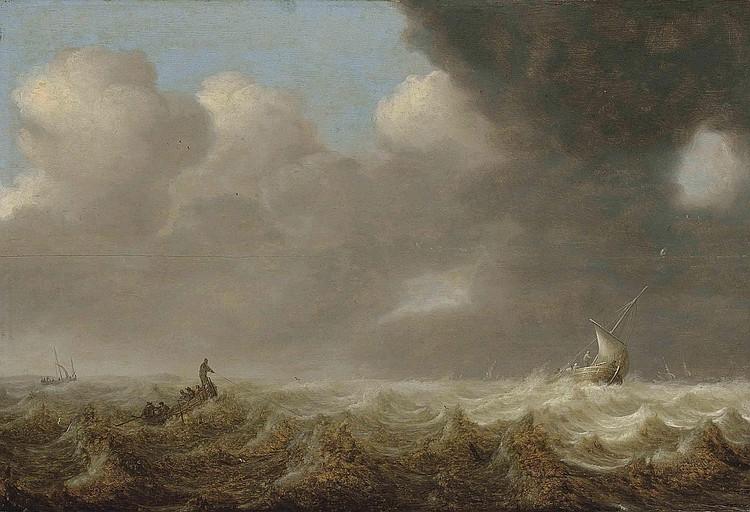 Arnoldus van Anthonissen (?Amsterdam c. 1630-1703)