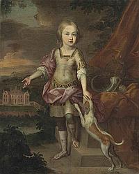 James Parmentier (?Paris 1658-1730 London)