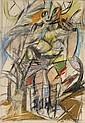 Willem de Kooning (1904-1997), Willem DeKooning, Click for value