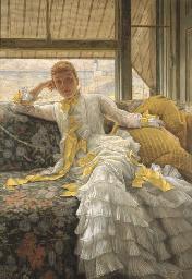 James Jacques Joseph Tissot (1836-1902)