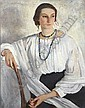ZINAIDA EVGENIEVNA SEREBRIAKOVA (1884-1967), Zinaida Serebryakova, Click for value