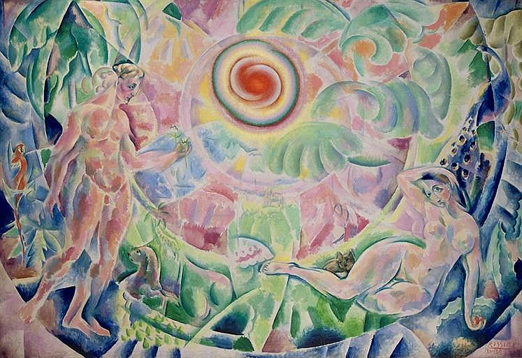 The Rhythm (Adam and Eve)
