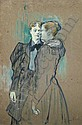 Deux femmes valsant , Henri de Toulouse-Lautrec, Click for value