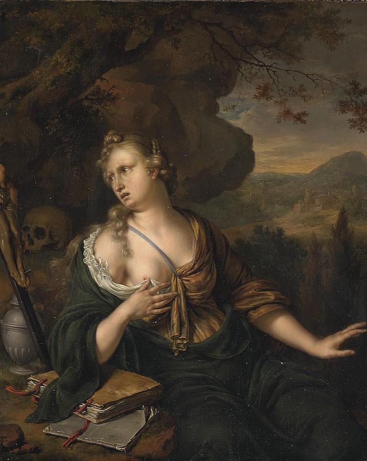 Willem van Mieris (Leiden 1622-1747)