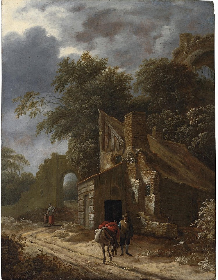 Gillis Rombouts (Haarlem 1630-c. 1672)