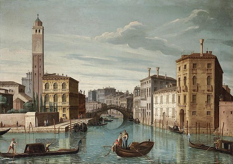 Pietro Bellotti (Venice 1722-1780 Warsaw)