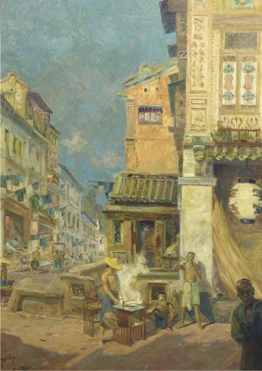 Hugo Vilfred Pedersen (Danish, 1870-1959)