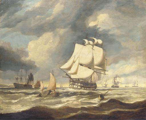 Miles Edmund Cotman (British,1810-1858)