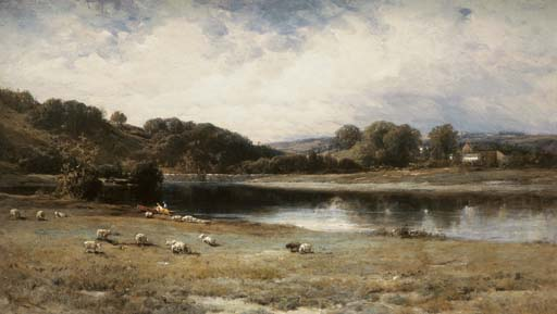 James David Smillie (1833-1909)