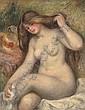 Grande baigneuse aux jambes croisées, Pierre-Auguste Renoir, Click for value