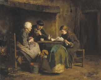 Johannes Weiland (1856-1909)