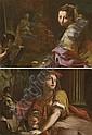La Peinture ; et La Sculpture , Giovanni Battista Crosato, Click for value