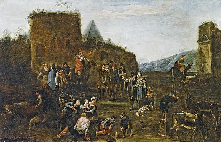 Attribuito a Matteo Ghidoni, detto Matteo de'Pitocchi (1626 circa-Padova 1689)