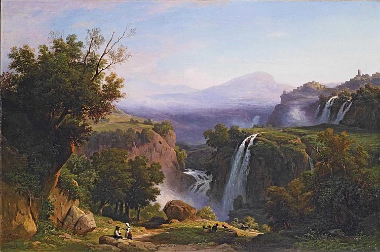 Franz Knebel II (La Sarraz 1809-1877 Roma)