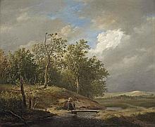 Hendrikus van de Sande Bakhuyzen (The Hague 1795-1860)