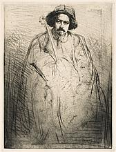 James Abbott McNeill Whistler, Etching & Drypoint: Becquet