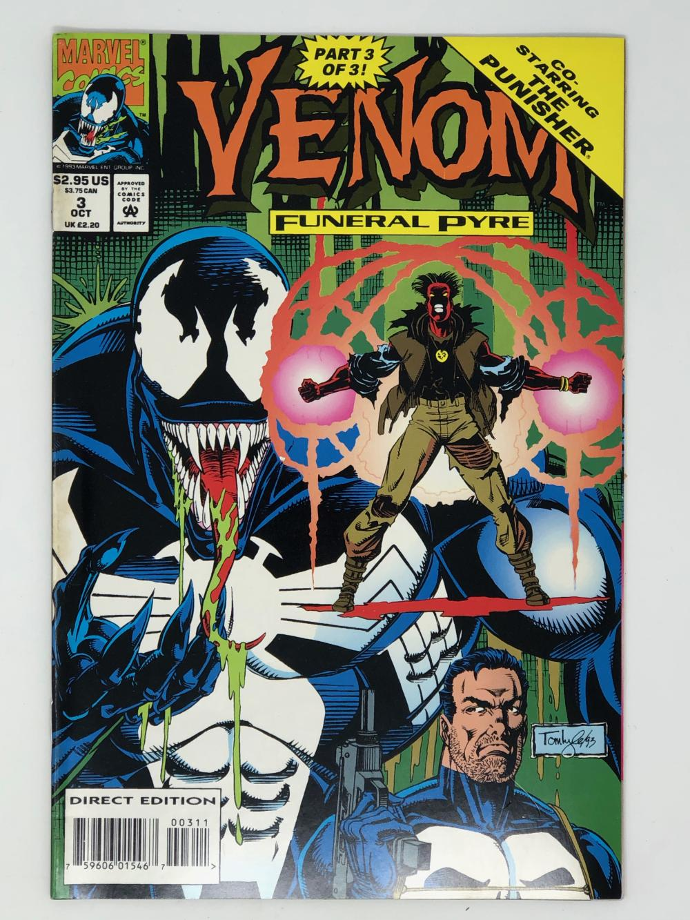 MARVEL, Venom part 3 of 3 , no 3