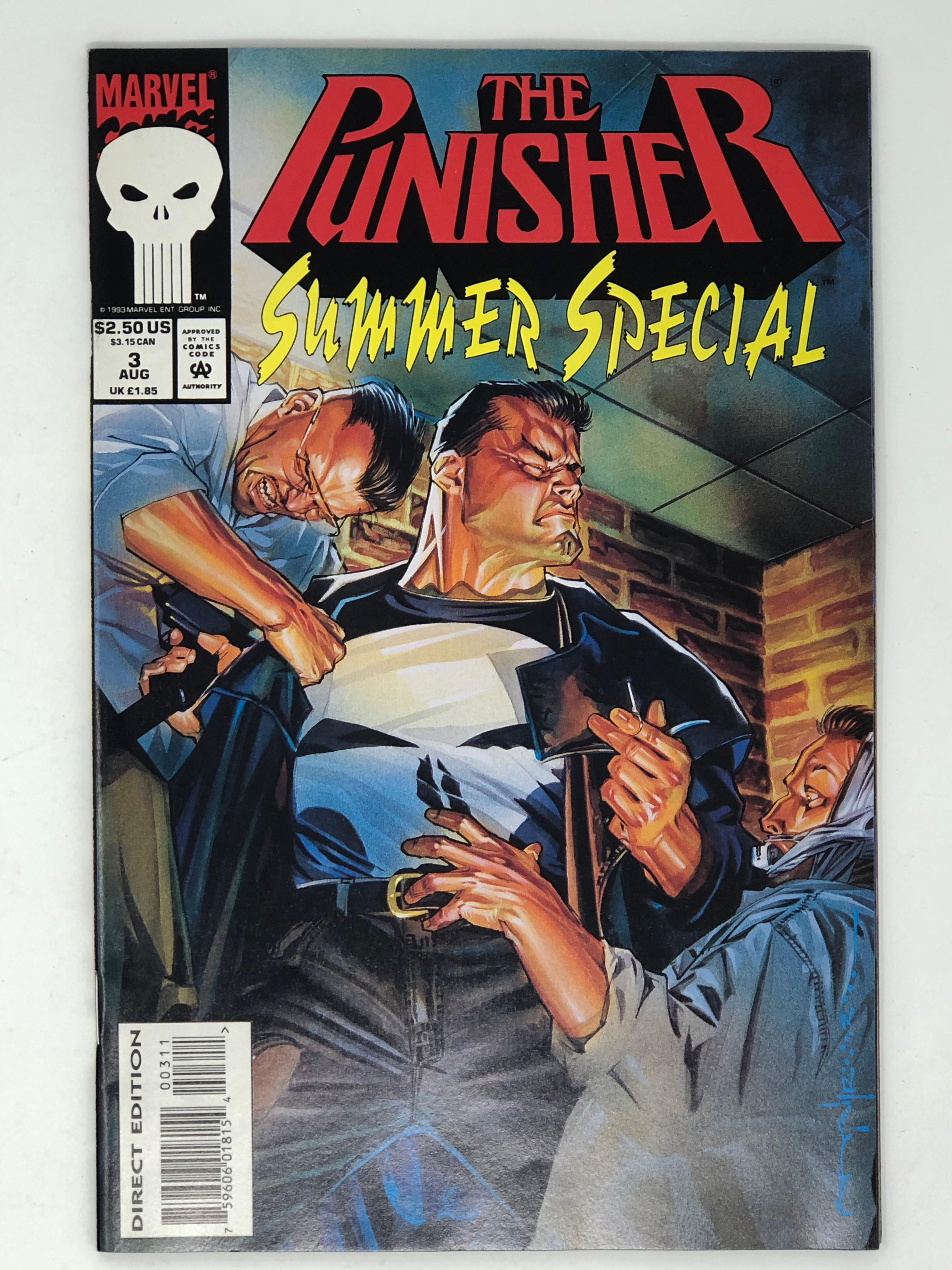 MARVEL, THE PUNISHER summer special 3