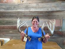 The Fall Whitetail Classic Day 1