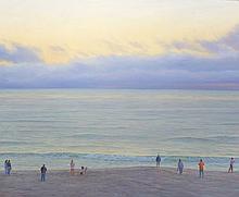 Willard Dixon - Evening Beach ll