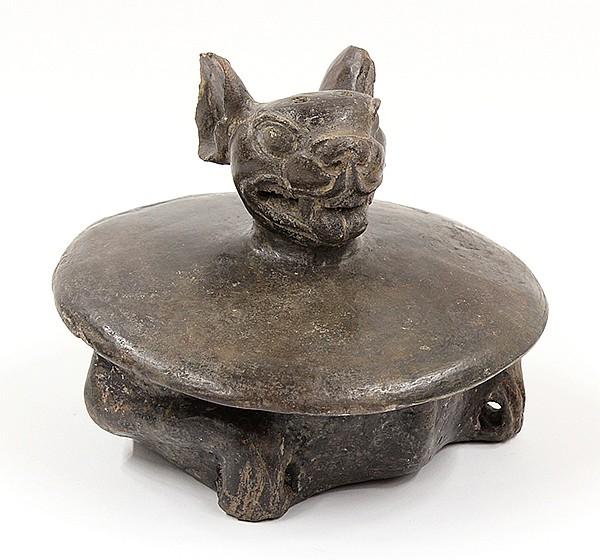 Tlatilco culture, Mexico, 1200 BC, olla