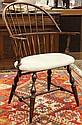 Windsor style arm chair
