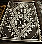 Navajo  Two Grey Hills carpet