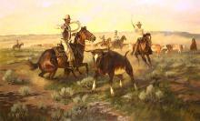 Painting, Jack N. Swanson